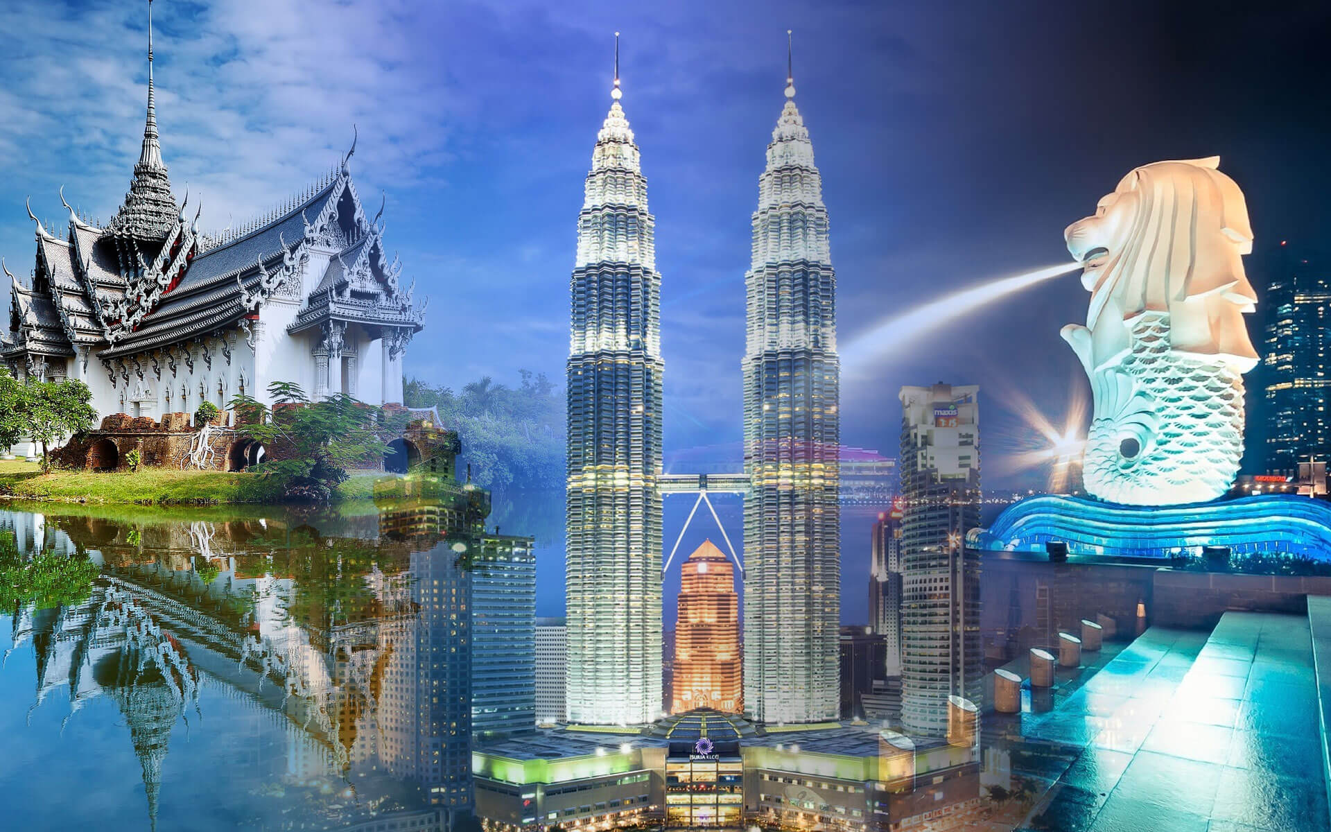 Thailand/Malaysia/Singapore